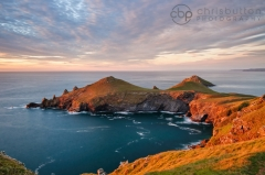The Rumps, Pentire Head